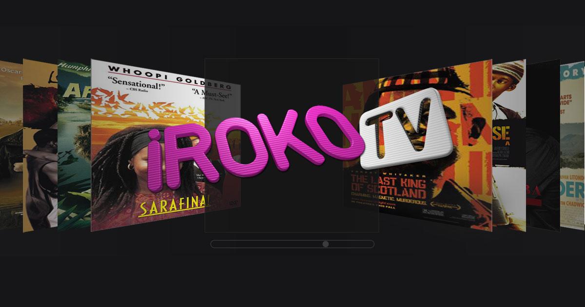 Creative, marketing & technology partner for iROKOtv | N3RD